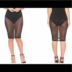 Women's Mesh Skirt Naked Wardrobe